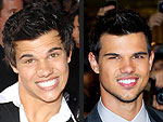 Twilight Stars' Transformations | Taylor Lautner