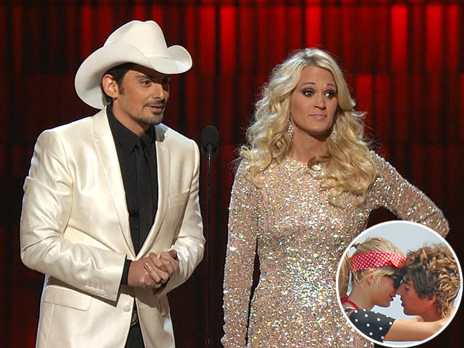 photo | Brad Paisley, Carrie Underwood, Taylor Swift
