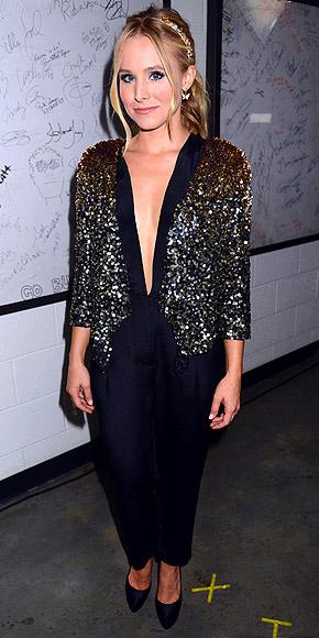 WHO WEARS THE PANTS photo   Kristen Bell
