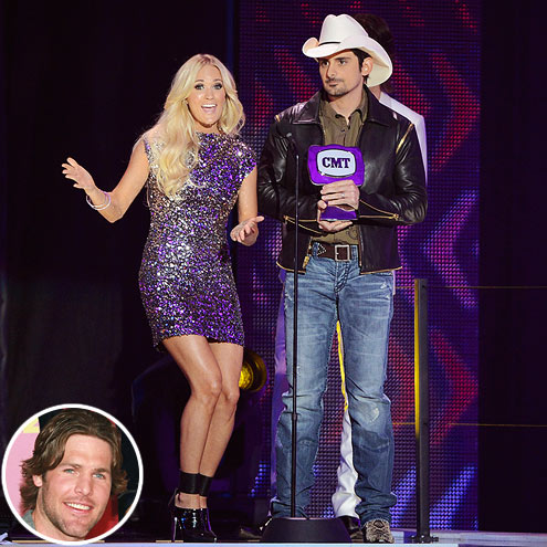 photo | Brad Paisley, Carrie Underwood