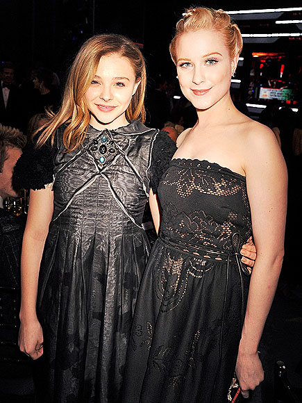 HAUTE STUFF photo | Chloe Moretz, Evan Rachel Wood