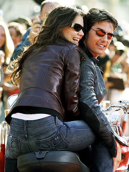 A WILD RIDE photo | Katie Holmes, Tom Cruise