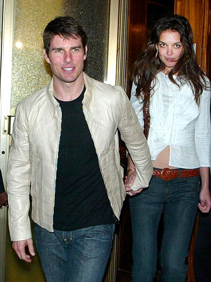THAT FIRST PHOTO photo | Katie Holmes, Tom Cruise