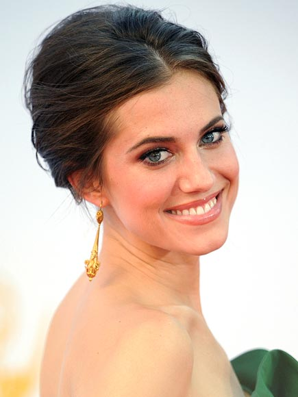 ALLISON WILLIAMS'S FRENCH TWIST photo | Allison Williams