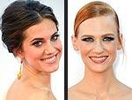 Lipstick, Lashes & Updos: Emmys Beauty Breakdown | January Jones