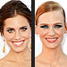 Lipstick, Lashes & Updos: Emmys Beauty Breakdown | January Jones