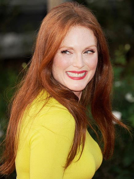 JULIANNE MOORE'S CLASSIC BLOWOUT photo | Julianne Moore