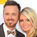 Breaking Bad Emmy Winner Aaron Paul Has No Pre-Wedding Jitters