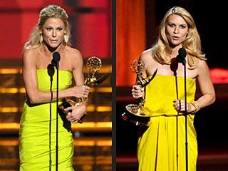 Claire Danes & Julie Bowen: Emmys Golden Girls | Claire Danes, Julie Bowen
