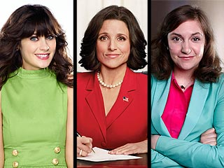 Complete List of Emmy Winners | Lena Dunham, Zooey Deschanel