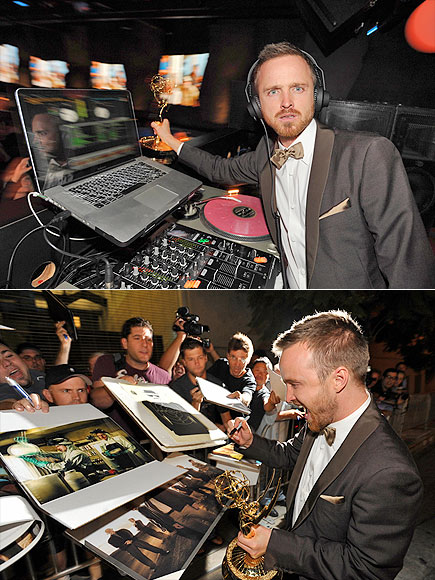 PARTY ROCKER photo | Aaron Paul
