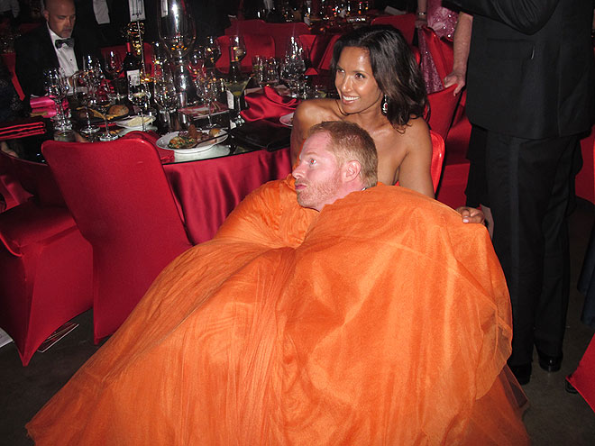 UNDERCOVER BROTHER photo | Jesse Tyler Ferguson, Padma Lakshmi