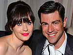 Happy Hour! See TV's Biggest Stars Party Down After the Emmys | Zooey Deschanel