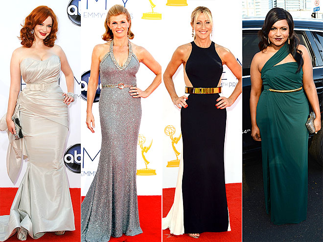 STATEMENT BELTS photo | Christina Hendricks, Connie Britton, Edie Falco, Mindy Kaling