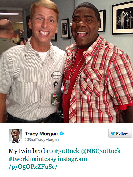 BROTHERLY LOVE photo | Jack McBrayer, Tracy Morgan