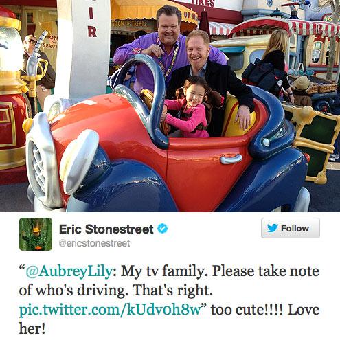 DRIVE, SHE SAID photo   Eric Stonestreet