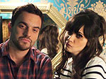 Emmys&#39; Tightest TV Casts | Zooey Deschanel