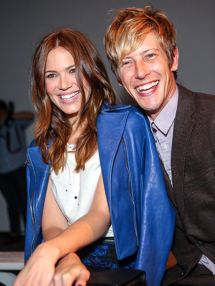 MANDY MOORE & GABRIEL MANN photo | Mandy Moore