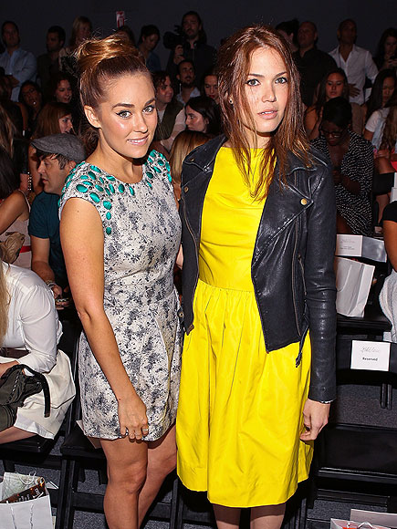 LAUREN CONRAD & MANDY MOORE photo | Lauren Conrad, Mandy Moore