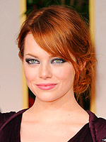 Award-Worthy Hairstyles of the Night | Emma Stone