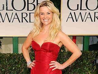 Best Dressed at the 2012 Globes | Reese Witherspoon