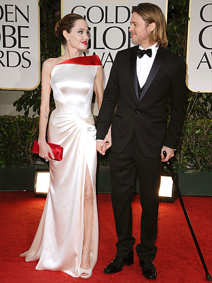 CUTEST COUPLE: ANGELINA & BRAD photo | Angelina Jolie, Brad Pitt