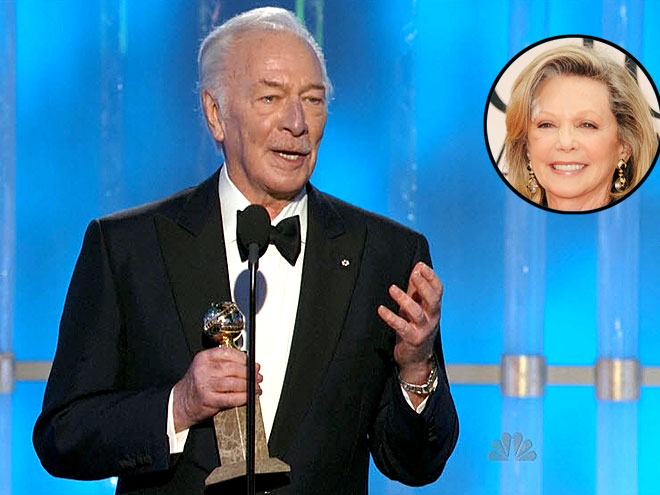 SWEETEST MOMENT: CHRISTOPHER PLUMMER&#39;S SPEECH photo | Christopher Plummer