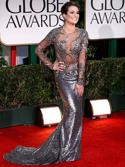 BIGGEST POSER: LEA MICHELE photo | Lea Michele