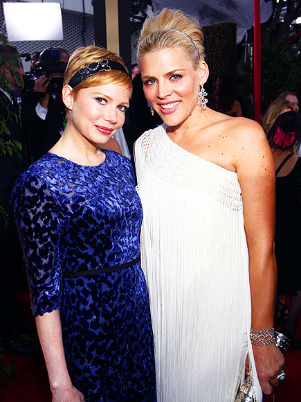 MICHELLE & BUSY photo | Busy Philipps, Michelle Williams