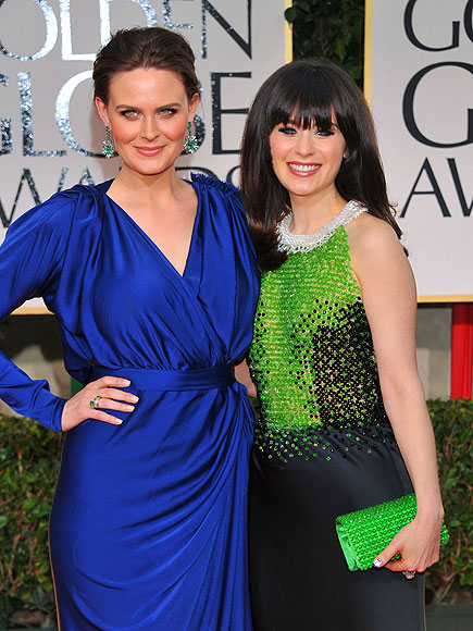 EMILY & ZOOEY photo | Zooey Deschanel