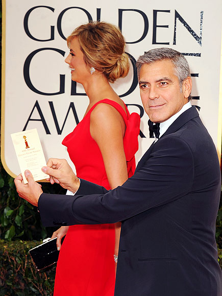 YOU'RE INVITED photo | George Clooney