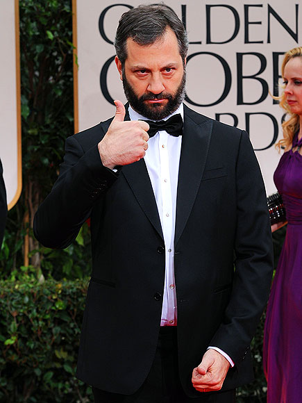 THUMBS UP! photo | Judd Apatow