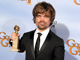 Peter Dinklage Gets First Golden Globe, First Babysitter for Daughter | Peter Dinklage