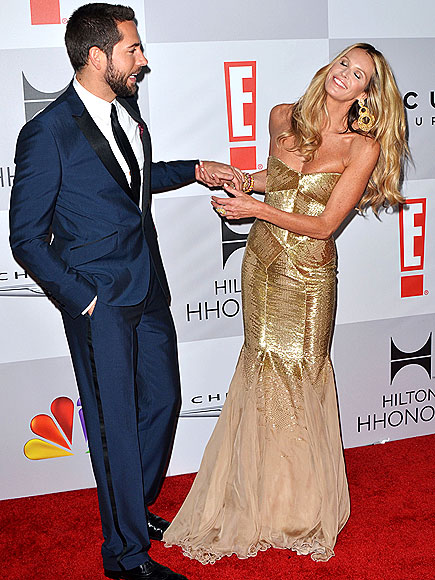 FANCY THAT photo | Elle Macpherson, Zachary Levi