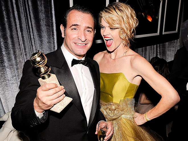 ARTIST AT PLAY photo | Jean Dujardin, Missi Pyle