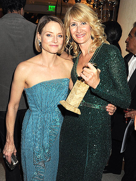 GAL PALS photo | Jodie Foster, Laura Dern