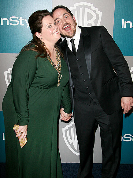 CUT-UP COUPLE photo | Melissa McCarthy