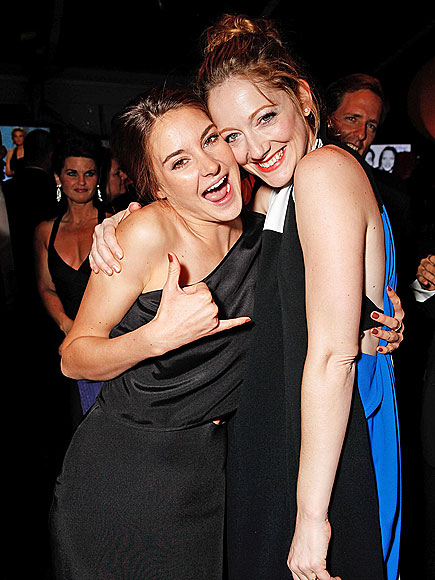 MAHALO! photo | Judy Greer, Shailene Woodley