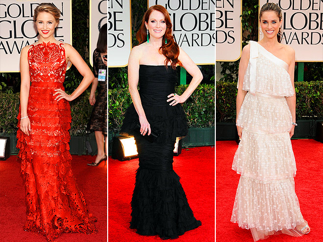 TIERS photo | Amanda Peet, Dianna Agron, Julianne Moore