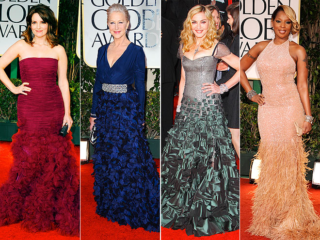 FROU-FROU SKIRTS photo | Helen Mirren, Madonna, Mary J. Blige, Tina Fey