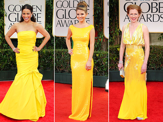 BRIGHT YELLOW photo | Maria Menounos, Mireille Enos, Paula Patton