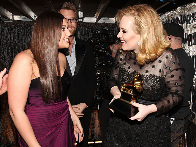 ANOTHER NO. 1 FAN photo | Adele, Hillary Scott