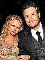Fun Moments at Grammys 2012 | Blake Shelton, Lady Gaga, Miranda Lambert