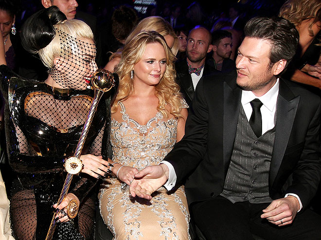 GENRES COLLIDE photo | Blake Shelton, Lady Gaga, Miranda Lambert