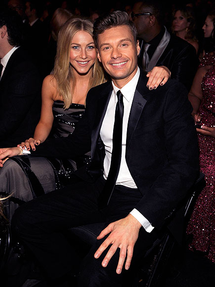 JULIANNE HOUGH & RYAN SEACREST
