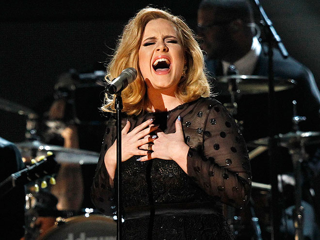 PERFORMANCE WORTH THE HYPE: ADELE