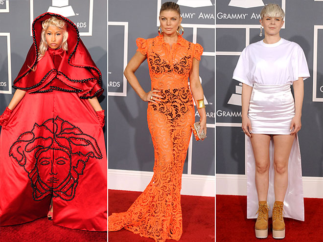 BIGGEST FASHION MISS: NICKI MINAJ