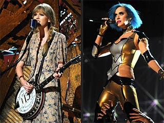 You Voted: The Best & Worst of Grammys 2012 | Katy Perry, Taylor Swift