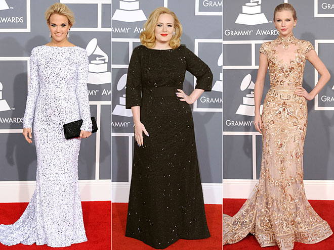 SPARKLIEST STAR: CARRIE UNDERWOOD