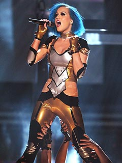 Grammy Awards 2012: The Best Performances of the Night | Katy Perry